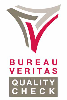 Katrin Inclusive Range Dispensers have received Bureau Veritas Quality Check Certificate and passed the tests for Durability, Hazardous substances, Workmanship and Controlled production.
